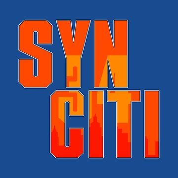 Syn Citi In Orange by enfuego360