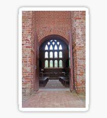 Jamestown Memorial Church Sticker