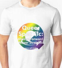 QSF Forward Logo - Transparent T-Shirt