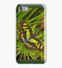Splashes of Green iPhone Case/Skin