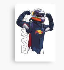 Daniel Ricciardo Canvas Print