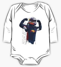 Daniel Ricciardo One Piece - Long Sleeve