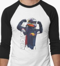 Daniel Ricciardo Men's Baseball ¾ T-Shirt