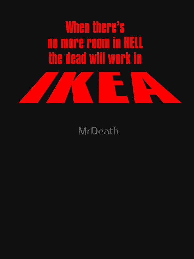 When there's no more room in hell... by MrDeath