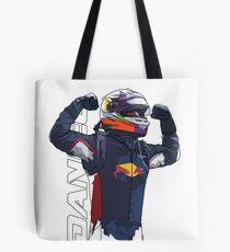 Daniel Ricciardo Tote Bag