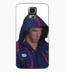 Michael Phelps Todesstarre Meme Hülle & Skin für Samsung Galaxy