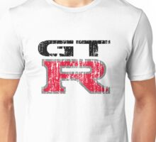 GT-R Grunge Unisex T-Shirt