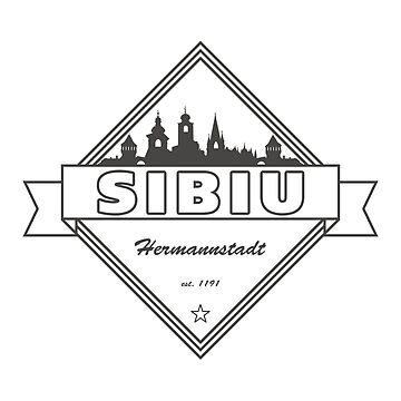 Sibiu Label by myclubtees