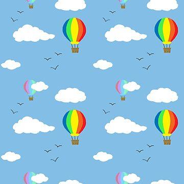 Up, Up, & Away by hazelthexton