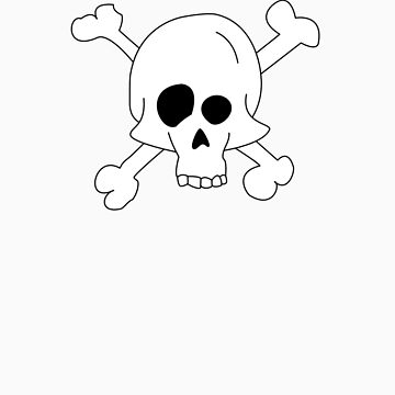 Funny skull by MrDeath