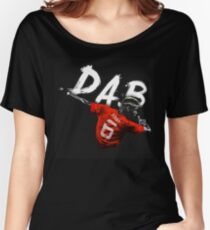 dab pogba Women's Relaxed Fit T-Shirt