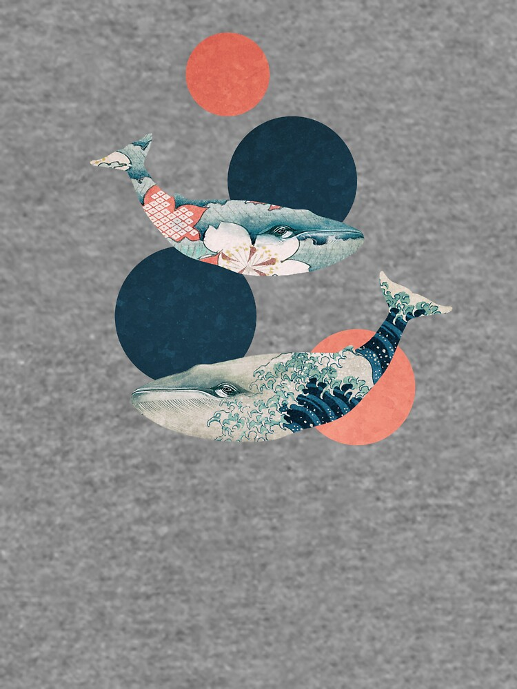 Whale and Polka Dots by BelleFlores