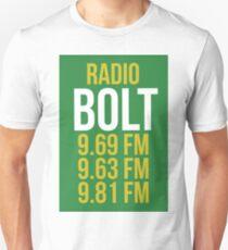 Radio Bolt FM-02 Unisex T-Shirt