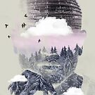 Contemplating Dome by Vin  Zzep
