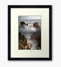 Ballycastle Sea Stack 2 Framed Print