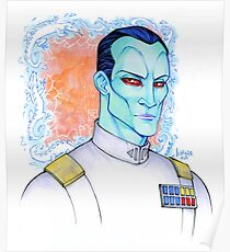 Grand Admiral Poster