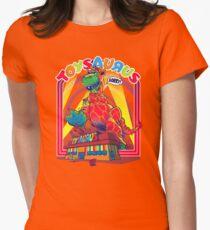 TOYSAURUS Women's Fitted T-Shirt