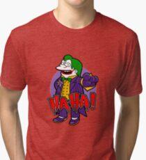 Ha Ha ! Mashup Tri-blend T-Shirt