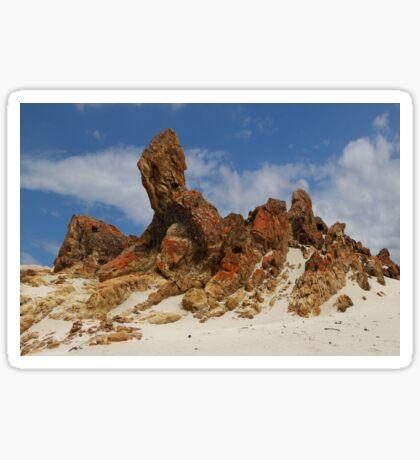 Sphinx of South Australia Sticker