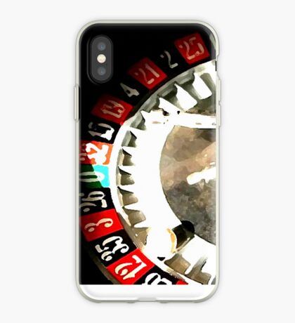 red 12 iPhone Case