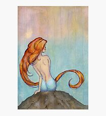Mermaid Dreams Photographic Print