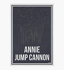 ANNIE JUMP CANNON - Women in Science Collection Photographic Print