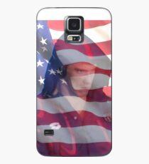 Michael Phelps Der amerikanische Todesblick Hülle & Skin für Samsung Galaxy