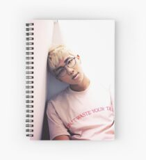 Rap Monster (BTS) Spiral Notebook