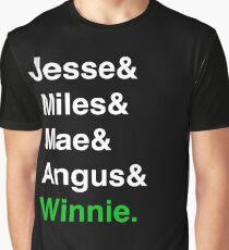 The Tucks (and Winnie) Graphic T-Shirt