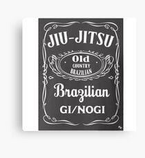 JIU-JITSU DANIELS Canvas Print