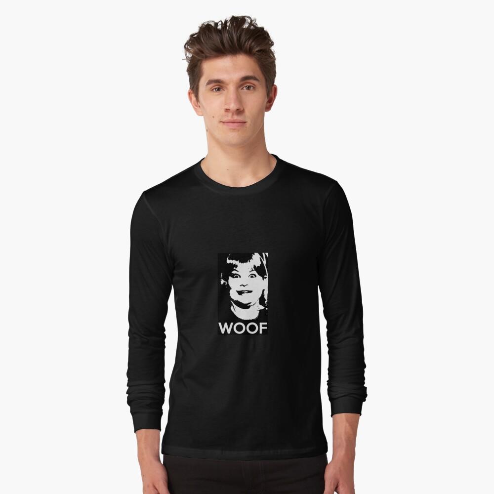 Buzz Your Girlfriend - ¡WOOF! Camiseta de manga larga