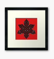THE NEW COMPLEXITY 1 Framed Print