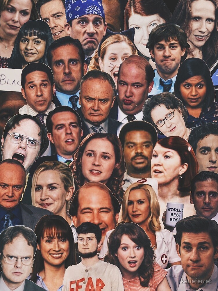 The Office Collage Zubasi Molicommunications Com