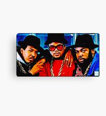 (THE) KINGS OF ROCK Canvas Print