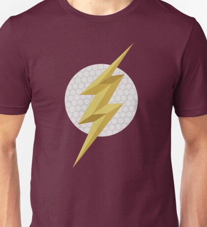 The fastest man alive - Flash Unisex T-Shirt