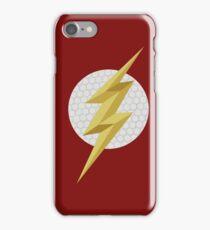 The fastest man alive - Flash iPhone Case/Skin