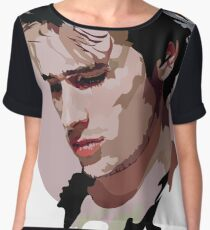 Jeff Buckley Chiffon Top