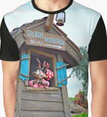 Splash Mountain This Way Graphic T-Shirt