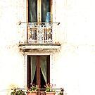 Windows of Maratea by Barbara  Brown
