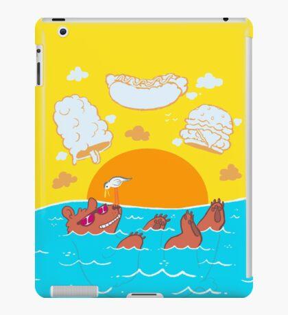 Summer Soak iPad Case/Skin