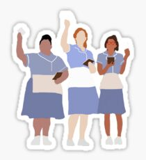 waitress musical Sticker