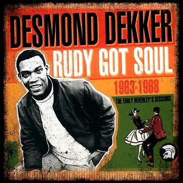 Desmond Dekker by sarahneely123