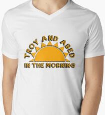 Community - Troy and Abed in the morning T-Shirt