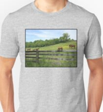 Springtime in a Peaceful Pasture T-Shirt