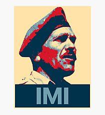 IMI Photographic Print