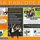 Barcode Label Printer by Thermal Transfer Labels