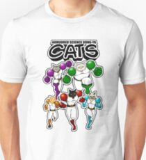 Armoured Science Kung-Fu Cats T-Shirt
