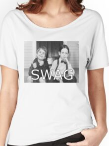 Little Rascals Swagger Women's Relaxed Fit T-Shirt