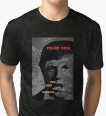 Trump Vision 2016. Tri-blend T-Shirt
