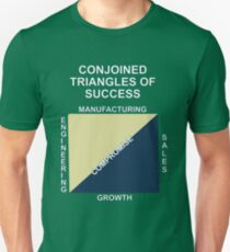 Conjoined triangles of success T-Shirt